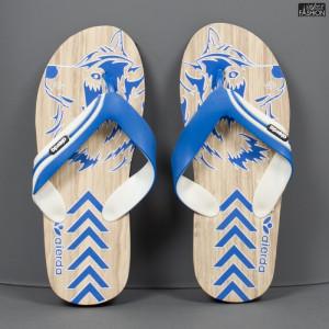 """Papuci """"Aierda A73 Blue''"""