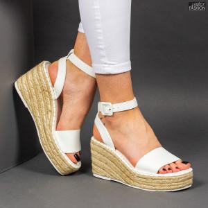 Sandale ''Bestelle Fashion JA001 White'' [D21D12]