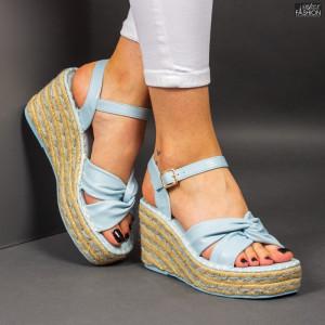 Sandale ''Bestelle Fashion JA004 Blue'' [D15E5]