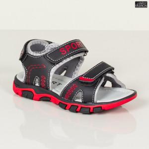 Sandale Copii ''L&X D916 Black'' [S10D6]