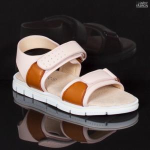Sandale Copii ''MRS 130 Off White'' [D2D7]
