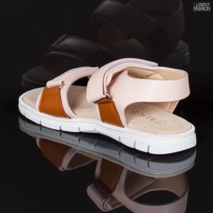sandale fete flexibile