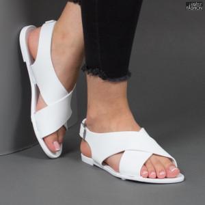 Sandale ''YiYi S-13 White'' [D9B2]
