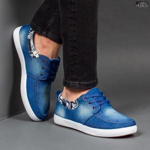 "Tenisi ""ZNG Fashion 606C D. Blue"" [S13B8]"