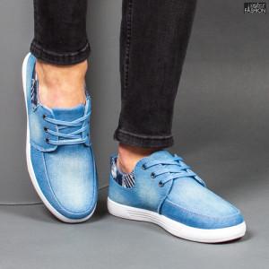 """Tenisi """"ZNG Fashion 606C L. Blue"""" [S15C5]"""