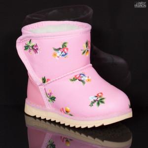 Cizme Copii ''BAO SPORT 988-17A Pink''
