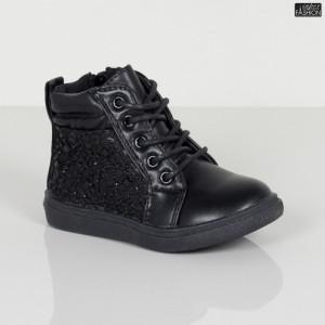 Ghete Copii ''MRS S306 Black'' [D8E3]
