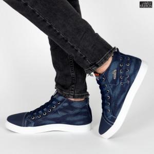 Ghete Sport ''Fashion Balq 2218 Blue'' [S16D5]