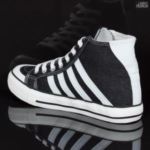 Ghete Sport ''RXR R-02 Black'' [D2B7]