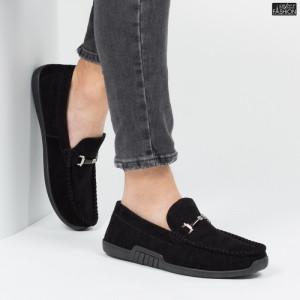 """Pantofi """"Fashion 920-3 Black"""" [S23E9]"""