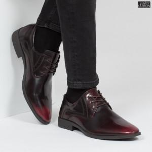 Pantofi ''Free Fashion 2202 Brown'' [S4E6]