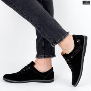 Pantofi ''HEROWAY A3723 Black'' [S1C5]