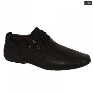 Pantofi ''HeroWay A8005-1 Black'' [S1E5]