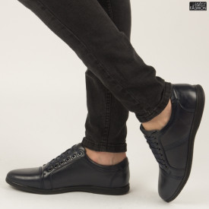 Pantofi ''Renda F363-11D Blue''