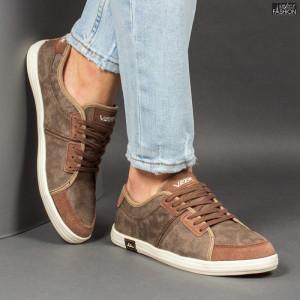 Pantofi Sport ''23DEC. 1315-A Brown'' [S14D8]
