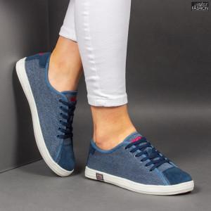 Pantofi Sport ''23DEC. 1316A D. Blue''