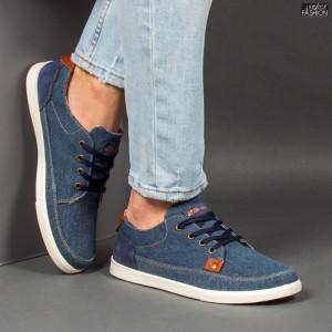 Pantofi Sport ''23DEC. M9036-59 Navy'' [S8D4]