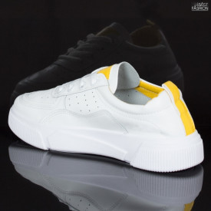 Pantofi Sport ''ABC N69 Yellow'' [D5E13]