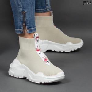 pantofi sport dama cu talpa inalta
