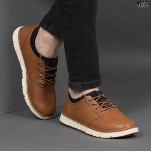 "Pantofi Sport ""Aierda ZL991-2 Brown'' [S16D1]"