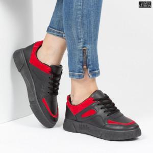 Pantofi Sport ''ALD Fashion HQ-81 Black''