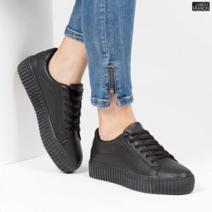 Pantofi Sport ''ALD Fashion Z-8802 Black''