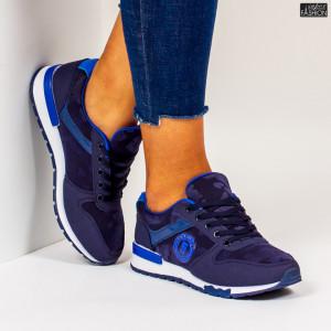 """Pantofi Sport """"ALL Fashion B67 Navy R. Blue"""""""