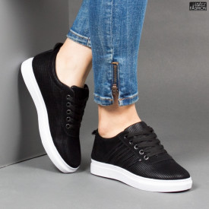 Pantofi Sport ''BAO SPORT 8002 Black'' [D10C2]