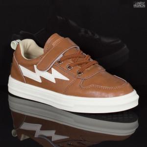 Pantofi Sport Copii ''Apawwa CC208 Brown''