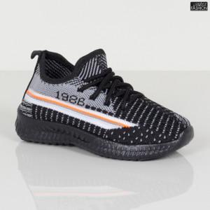 Pantofi Sport Copii ''BAO SPORT 8222 Black''