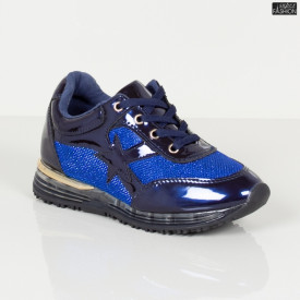 Pantofi Sport Copii ''MRS M99-16 Blue'' [D23E10]
