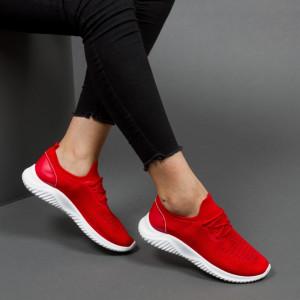Pantofi Sport ''DCF.68 Fashion DF-02 Red''