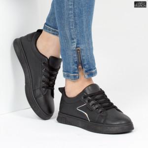Pantofi Sport ''JAD Fashion 905 Black'' [D21C4]