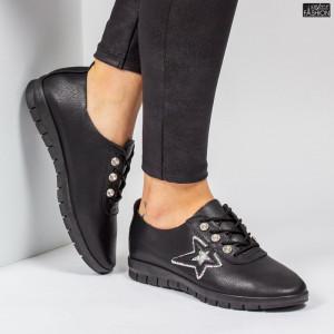 Pantofi Sport ''Meek 1906 Black'' [D7B3]