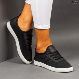 """Pantofi Sport """"Mei Fashion 602 Black"""""""