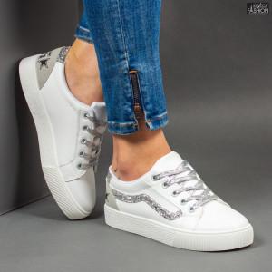 Pantofi Sport ''RED STAR Fashion 551 Color Silver'' [D4D4]