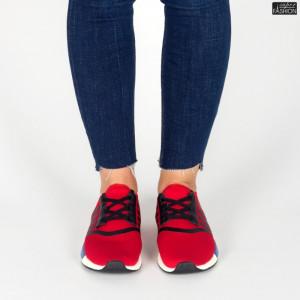 pantofi sport dama rosii