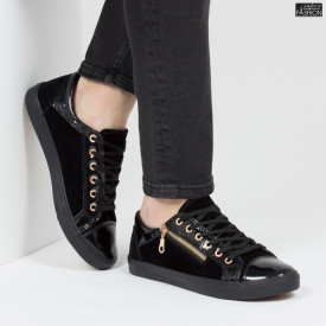 Pantofi Sport ''RXR R-121 Black'' [S2B3]