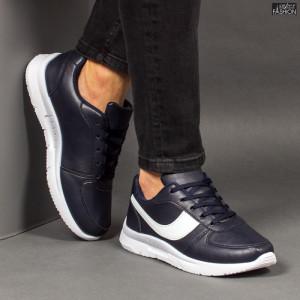 Pantofi Sport ''Veer Fashion B2818-3 Blue'' [S8E3]