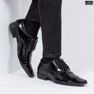 Pantofi ''WE Fashion 8868-33 Black''