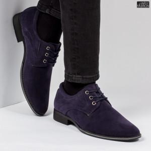 Pantofi ''Z68 Fashion BN-813 Blue'' [S11E5]