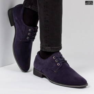 Pantofi ''Z68 Fashion BN-813 Blue''