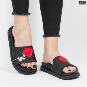 papuci dama cu talpa flexibila