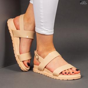 Sandale ''ALD Fashion HQ-F809 Beige'' [D13C7]