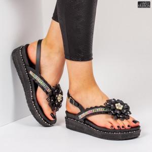Sandale ''ALD Fashion HQ-L8091 Black'' [D5D3]