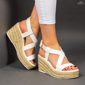 Sandale ''Bestelle Fashion JA002 White'' [D13D3]