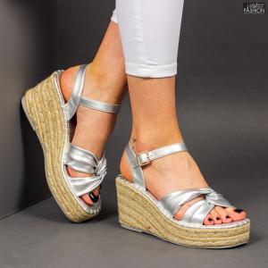 Sandale ''Bestelle Fashion JA004 Silver'' [D21D1]