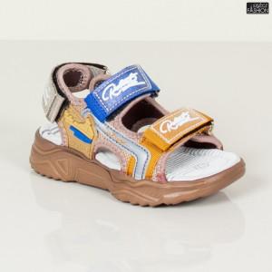 Sandale Copii ''DION B1 Khaki'' [S10B5]