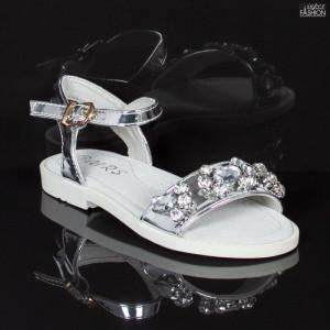 Sandale Copii ''MRS 676 Silver'' [D7D1]