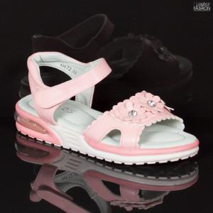 Sandale Copii ''MRS M672 Pink'' [D15E3]
